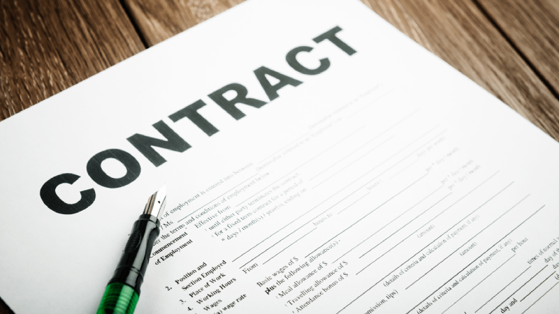 Contract Price As An Element Of A Valid Contract